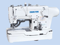 CCF-791 computer-controlled button hole sewing mac