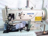 CCF-1509电子带刀综合送料平缝机