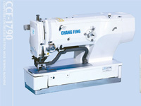 ccf-1790 Computer-controlled button hole sewing ma